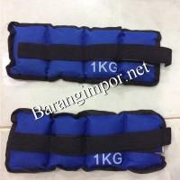 Jual Foot Band 2kg/pair / pemberat kaki/olahraga/gym/yoga/zumba/senam/lari Murah