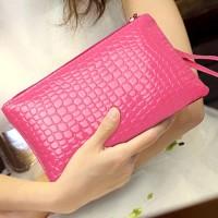 Jual GORDON DEALL tas tangan/dompet bahan kulit buatan Murah