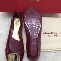 Jual Salvatore Ferragamo SF Sepatu Jelly Shoes Original Murah