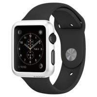 harga Spigen Apple Watch Case 42mm & 38mm White Tokopedia.com