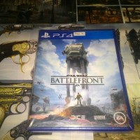 Jual Kaset BD PS4 Star wars Battlefront Reg 3 Used Murah