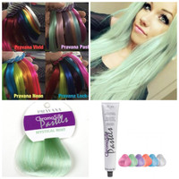 pravana vivids pastel mystical mint hair color cat rambut hijau pastel