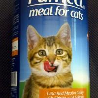 Jual Makanan Kucing || Purrfect Tuna with Shirasu & Salmon 400gram Murah