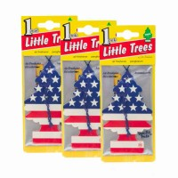 Jual Parfum Mobil Gantung Little Trees Hang - Vanilla Pride Murah