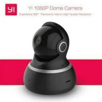 Jual Xiaomi Yi Dome 1080P Smart IP Camera Inter - Black + Sandisk 16GB Murah