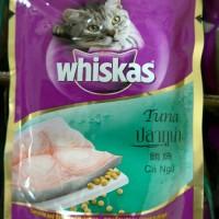 Jual Makanan kucing Whiskas Tuna 85gram Murah