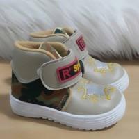 harga Sepatu Anak Laki Laki Boot Kecil Sport Army Tokopedia.com