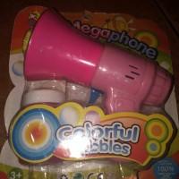 Jual BUBBLE GUN (Megaphone) Murah