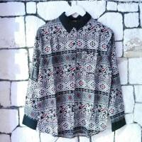 Jual batik basic shirt Murah