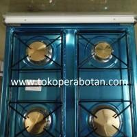 Jual OP2641 Kompor Gas 4 TungkuOven Winn Gas W5050 free s KODE Bimb3118 Murah