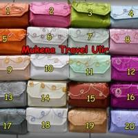 Jual HV10410 Mukena Travel Ulir Lukis dan Non Lukis KODE BIS10464 Murah