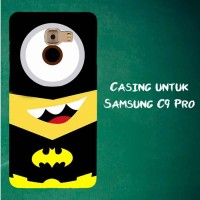 Jual Casing Untuk Samsung C9 Pro Despicable Me Batman Minion Custom Hard Ca Murah