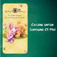 Jual Casing Untuk Samsung C9 Pro winnie the pooh baby shower games Custom H Murah