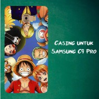 Casing Untuk Samsung C9 Pro one piece 1 7 Custom Hard Case Cover