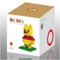 Jual AD4876 Loz Lego Nano Block Winnie The Pooh KODE Gute4742 Murah