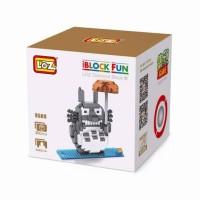 Jual AD4871 Lego Nano Block Loz Totoro KODE Gute4737 Murah