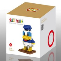 Jual AD4883 Loz Lego Nano Block Donald Duck KODE Gute4749 Murah