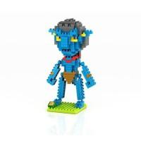 Jual AD4879 Loz Lego Nano Block Jake Avatar KODE Gute4745 Murah