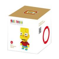 Jual AD4886 Loz Lego Nano Block Bart Simpson KODE Gute4752 Murah