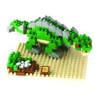 Jual AD4894 Loz Lego Nano Block Stegosaurus KODE Gute4760 Murah