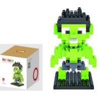 Jual AD4880 Loz Lego Nano Block Hulk KODE Gute4746 Murah
