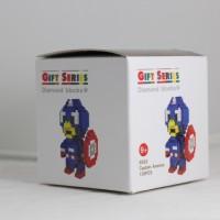 Jual AD4889 Loz Lego Nano Block Captain America KODE Gute4755 Murah