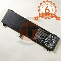Baterai ORIIGINAL ASUS N550 N550JA Q550L Q550LF C41-N550 (6 CELL)