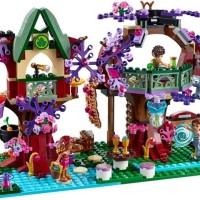 LEPIN Bela 507 Pcs Elves Treetop Hideaway Building Bricks/TOYS BRICK