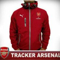 Jual Jaket Tracker Premium Arsenal Murah