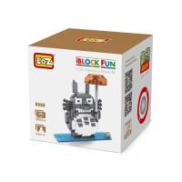 Jual AD3983 Loz Lego Nano Block Totoro KODE Gute3849 Murah
