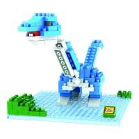 Jual AD4018 Loz Lego Nano Block Brontosaurus KODE Gute3884 Murah