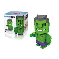 Jual AD4022 Lego Hsanhe Cube Hulk KODE Gute3888 Murah