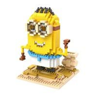 Jual AD3975 Loz Lego Nano Block Egypt Minion KODE Gute3841 Murah
