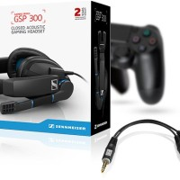 Jual AD340 Sennheiser Gaming Headset GSP300 for PC Mac P KODE Gute206 Murah