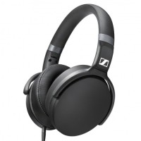 Jual AD336 Sennheiser OverEar Headphone with Mic HD 430G KODE Gute202 Murah