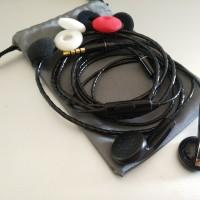 Jual AD4895 DIY Sennheiser MX760 Black MIC SuperBass Be KODE Gute4761 Murah