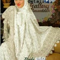 Jual KP268 Mukenah prada sutra Hijab 0105 KODE TYR324 Murah
