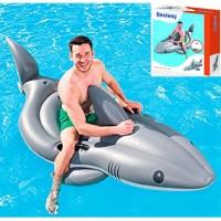 Jual BESTWAY SHARK FUNDAY JUMBO FLOAT - PELAMPUNG  Murah