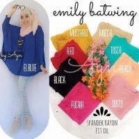 Jual KP625 Emily batwing bisa custom KODE TYR681 Murah