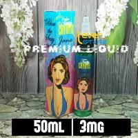 Jual TASTY COYOTE JANE PEACH BERRY 3mg 50ml Premium Liquid VAPE VAPOR Murah