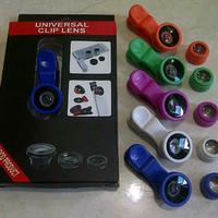 Jual Universal Clip Lens Fish Eye FULLCOLOUR Murah