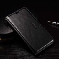 Jual Microsoft Lumia 950 Elegant Retro Flip Leather Case Cover casing armor Murah