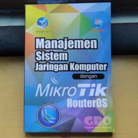 Harga manajemen sistem jaringan komputer dengan mikrotik | antitipu.com