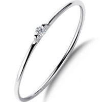 Cincin Berlian Diamond Emas - Kawin, (Wedding Ring) 90 - Murah Bandung