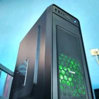 Paket Murah PC Intel Quadcore Q8300 2,66 Ghz 4Threed Gamin GTA V
