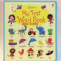 Usborne Bilingual - My First Word Book