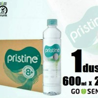 Pristine 600ml Mineral Water Ionisasi 1dus (24pc)