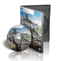 DVD PC Game Original Sniper Ghost Warrior 3