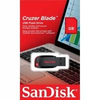 Jual Flashdisk Sandisk Cruzer Blade 8GB Original 100% Murah