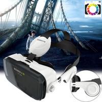 Jual BOBOVR Z4 New 3D Virtual Reality VR Google Cardboard Glasses Murah